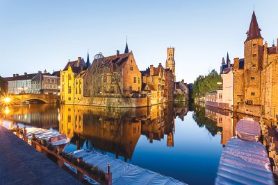 Ostende-Bruges