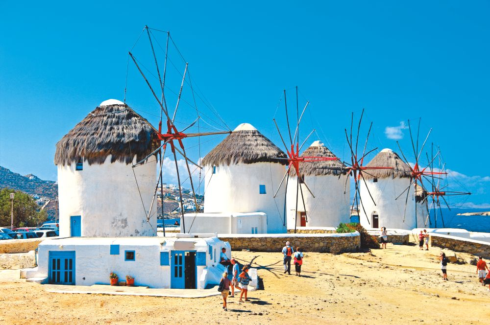 Flights Mykonos | Cheap flights to Mykonos